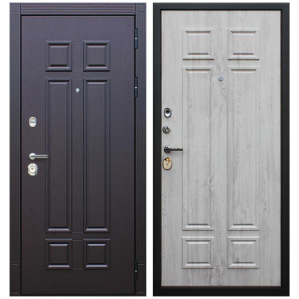 Дверь металлическая ДМ-12