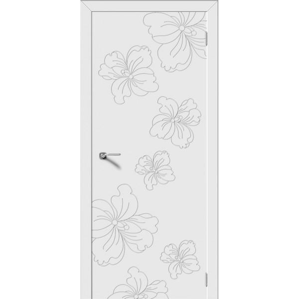 Орхидея Белый Глухое