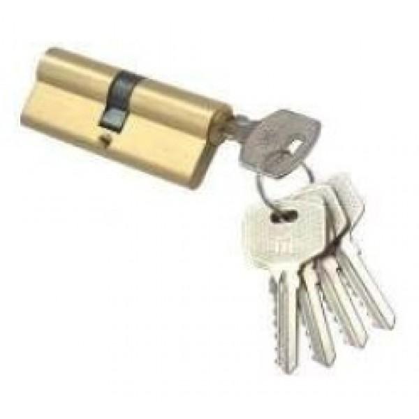Цилиндр N-60 Domax  (ключ-ключ)